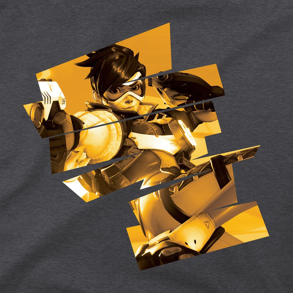 Overwatch Cheers, Love! Women's Tee - First Person Clothing  - 2