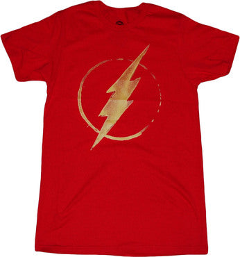 DC Comics:  The flash logo