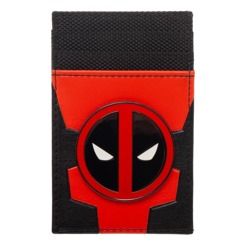 Deadpool Men's Front Pocket Card Wallet
