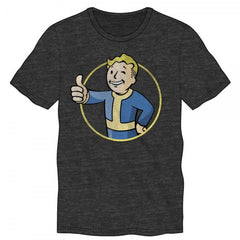 Fallout:  Vault Boy Mens T-Shirt - First Person Clothing