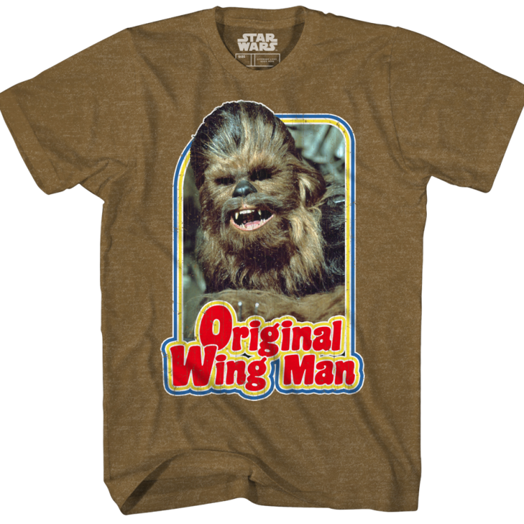 Star Wars: Chewbacca Original Wingman T-Shirt