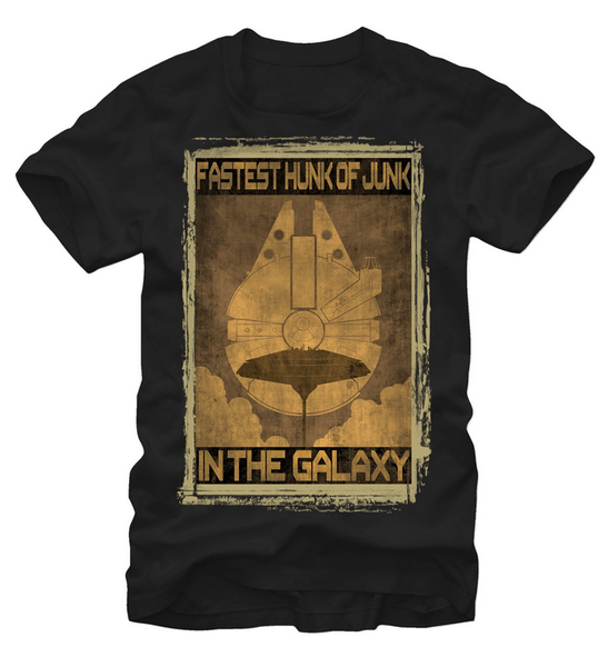 Star Wars:  Fastest Hunk of Junk T-Shirt