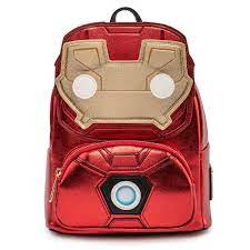 Iron Man Built Backpack