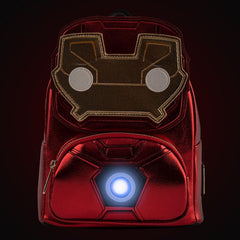 Marvel Iron Man Suit Up Backpack - First Person Clothing  - 2