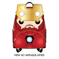 Marvel Iron Man Suit Up Backpack - First Person Clothing  - 3