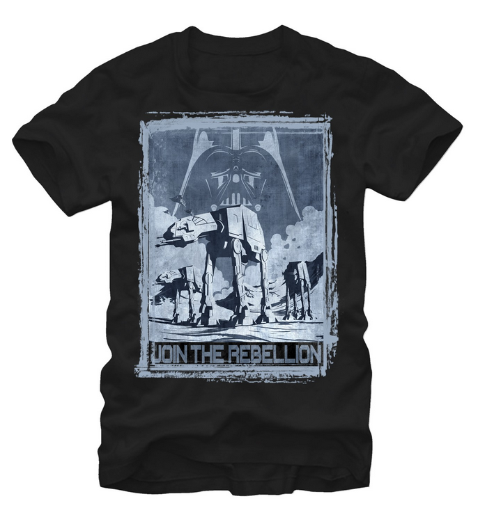 Star Wars:  Join The Rebellion T-Shirt - First Person Clothing