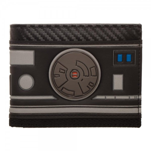 The Last Jedi: BB-9E Men's Bifold Wallet