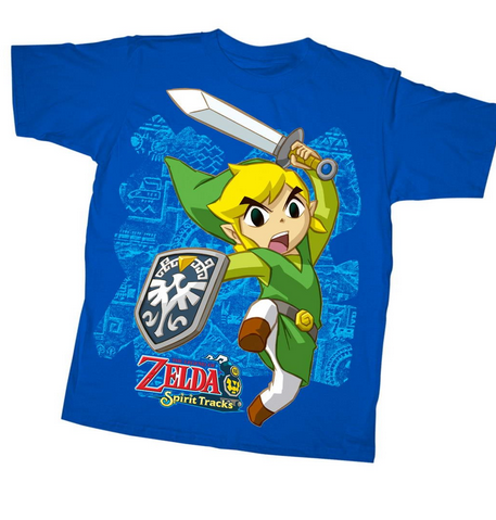 The Legend of Zelda:  Link Up T-Shirt - First Person Clothing