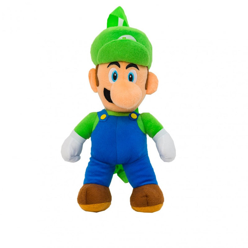 Nintendo Luigi Plush Backpack