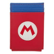 Nintendo Super Mario card pocket wallet