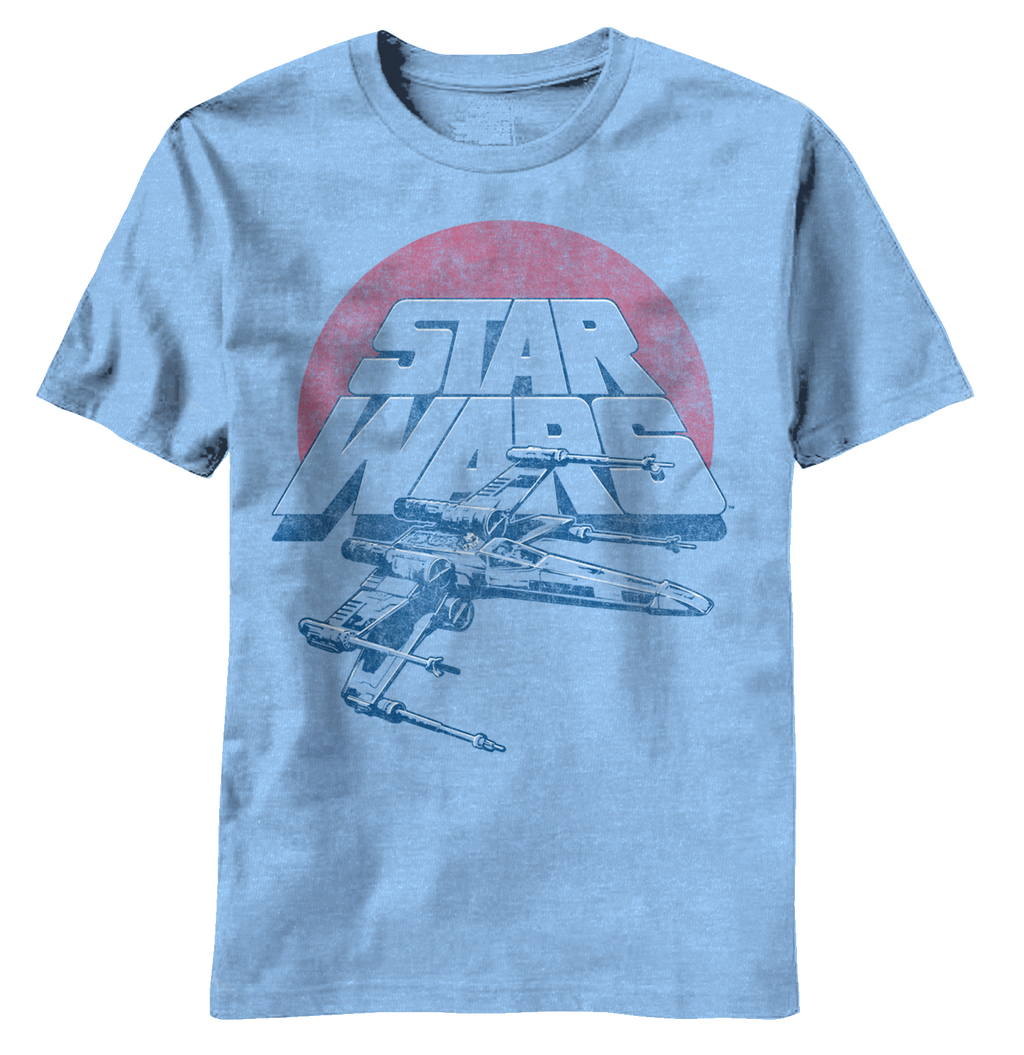 Star Wars:  Shipping Out Youth T-Shirt - First Person Clothing