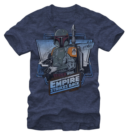 Star Wars:  Boba Fett T-Shirt - First Person Clothing
