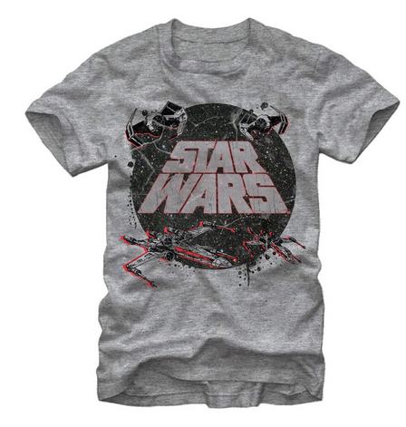 Star Wars:  Tradition T-Shirt - First Person Clothing
