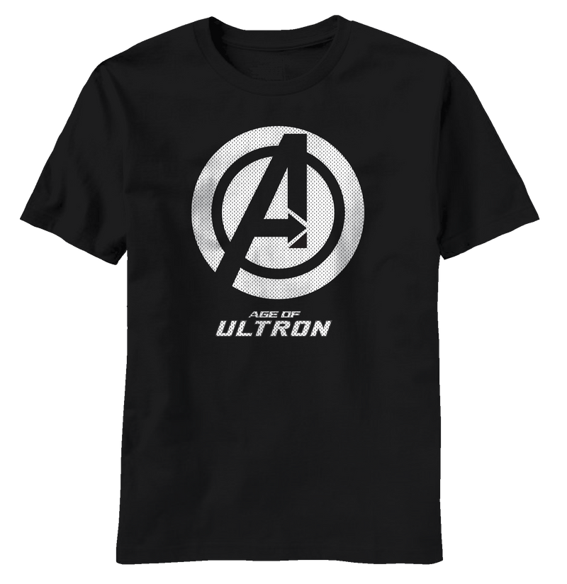 The Avengers:  Varsity Avengers T-Shirt - First Person Clothing