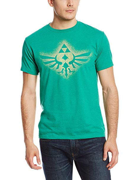 Nintendo:  Zelda Triforce Men's Shirt
