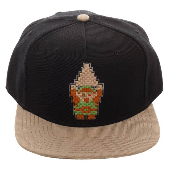 Nintendo:  The Legend of Zelda Link Snapback hat