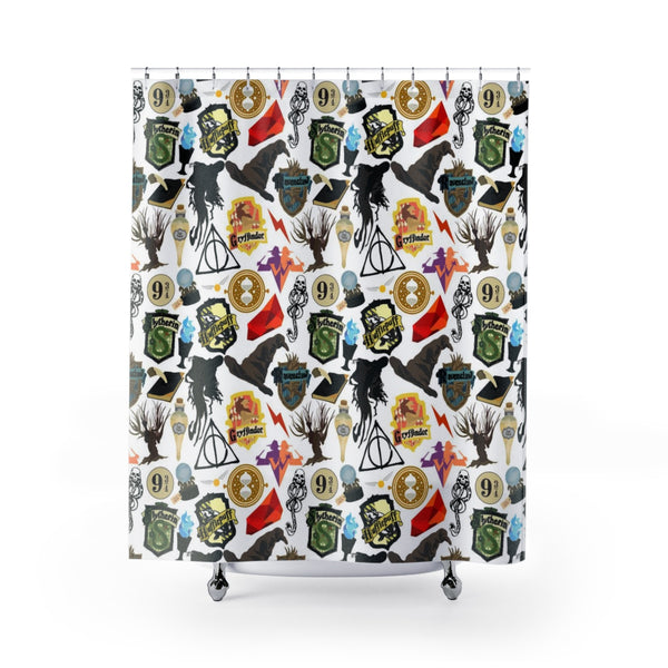POTTERVERSE - Shower Curtains