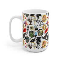 POTTERVERSE - White Ceramic Mug