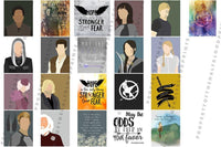 INSTANT HUNGER GAMES COLLECTION - PRINTABLE