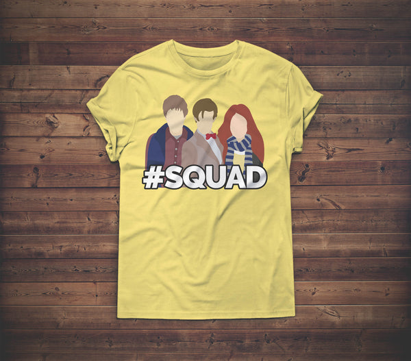 POND SQUAD - Short-Sleeve Unisex T-Shirt