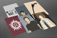 INSTANT SUPERNATURAL COLLECTION - PRINTABLE