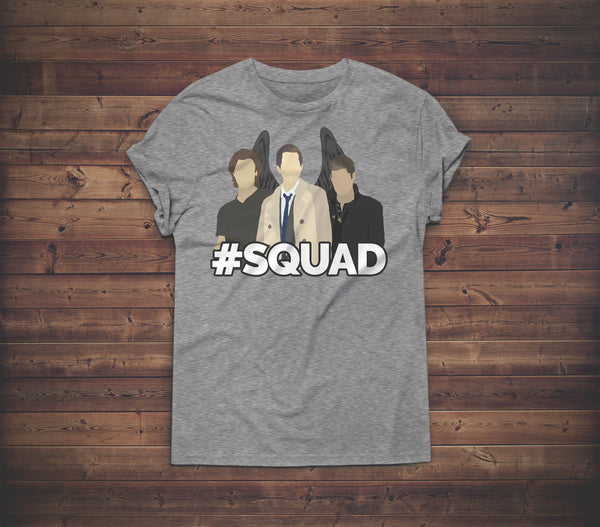 SUPERNATURAL SQUAD - Short-Sleeve Unisex T-Shirt