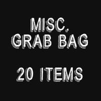 GRAB BAG - 20 MISC SMALL ITEMS