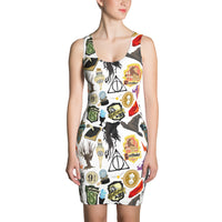POTTERVERSE - Sublimation Cut & Sew Dress