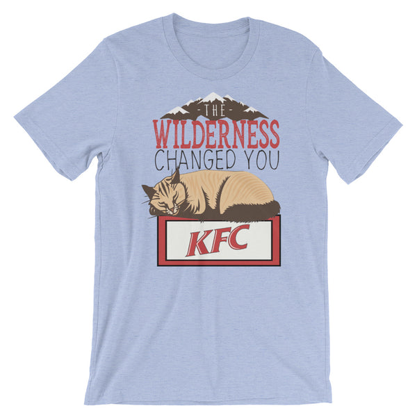 ABERFORTH - WILDERNESS - SEASON 1 - Short-Sleeve Unisex T-Shirt