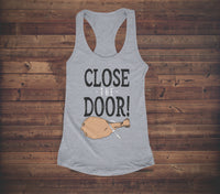 CLOSE THE DOOR - ABERFORTH - TANK TOP