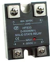40 amp Single Phase Solid State Relay