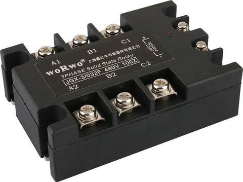 80 amp Three Phase Solid State Relay