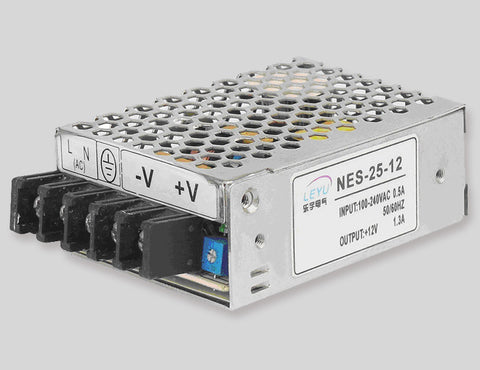 25w 5v 5a DC Chassis mount switched mode power supply