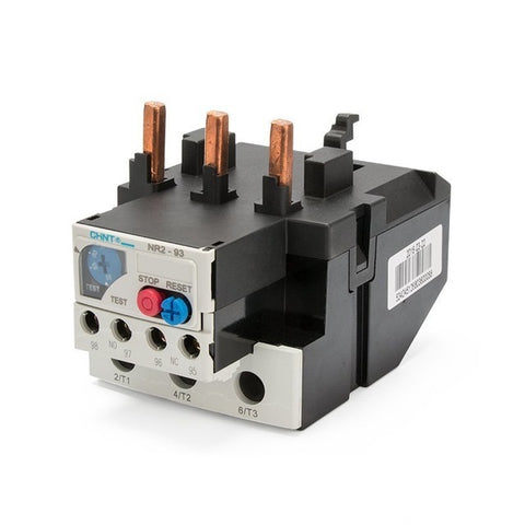 CHNT  NR2-93 80A-93A Refrigeration compressor thermal overload for relay or contactor