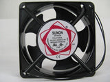 SF8025AT 220vac Axial Fan Sunon 220 VAC 80mm Tube axial 21 CFM