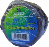 Nitto PVC tape Silver excellent for flexible ducting