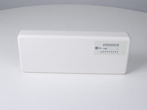 Underfloor heating controls 433HMZ 8 Zone wireless controller