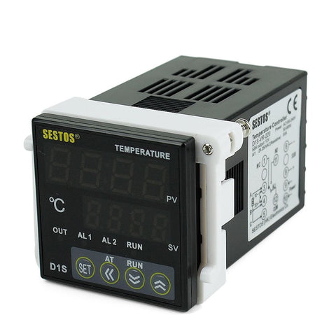 Sestos D1S-VR-24  24vac Solid State Relay driver thermostat.