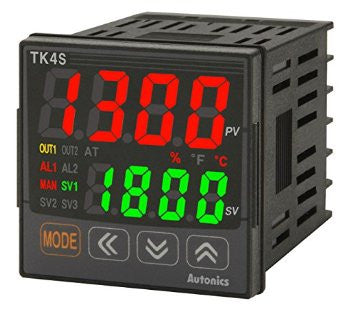 Industrial Digital PID Temperature Controller TK4S-14RN 1 Relay 1 Alarm output