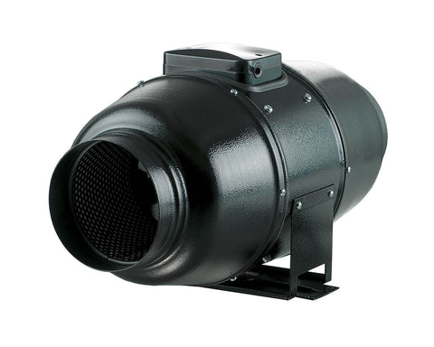 TTsilentM100 deries 2 speed mixed flow in-line fan sound-insulated