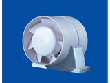 100mm small in line ducting fan