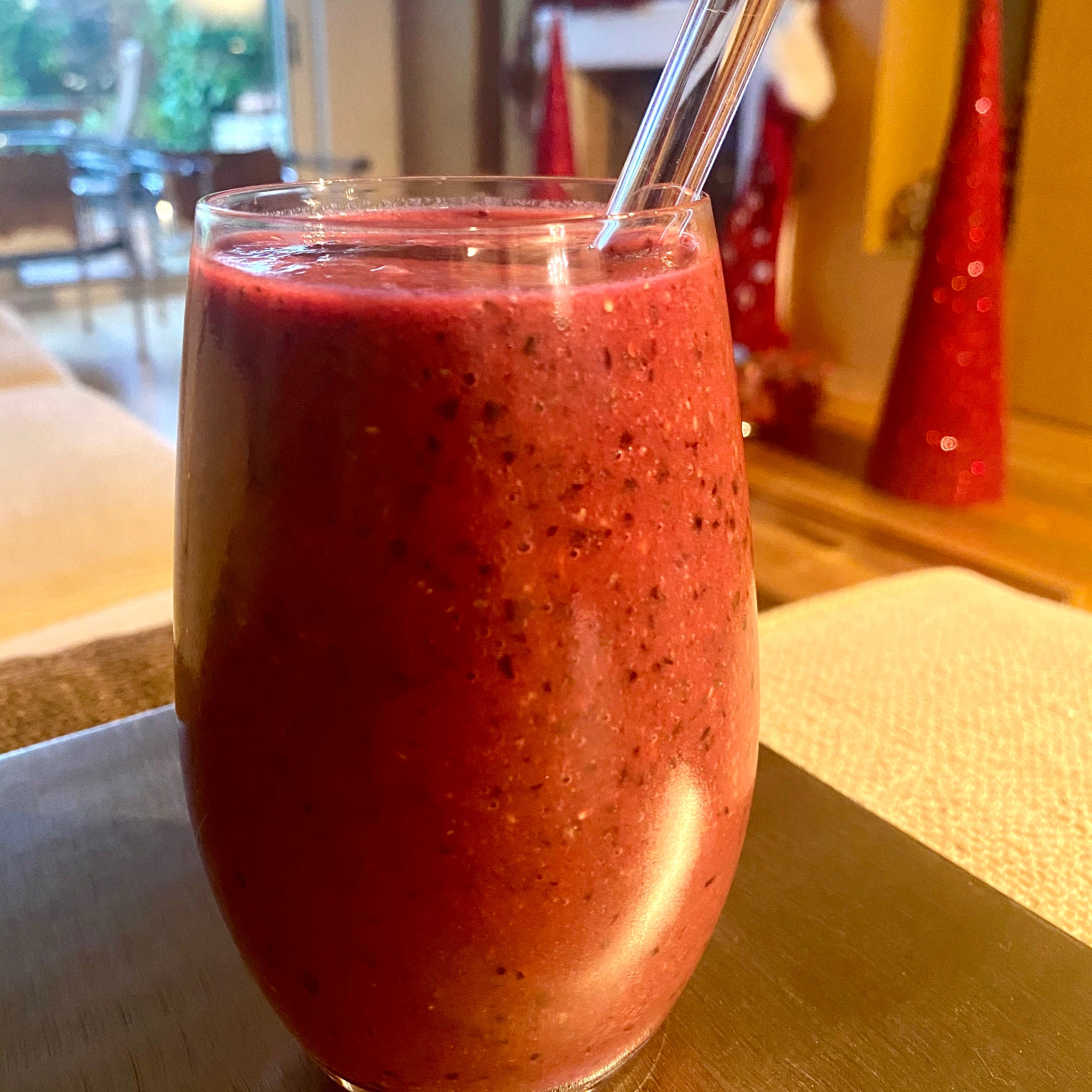 Berry and Beet Smoothie