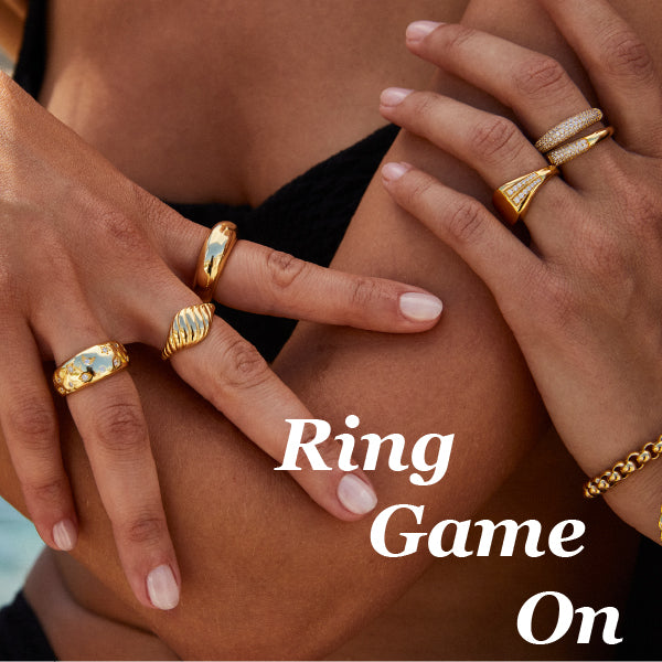 It's a Ring Game On