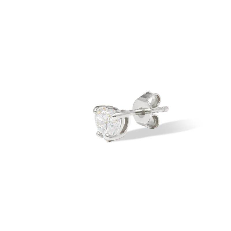 Fiona sterling silver stud