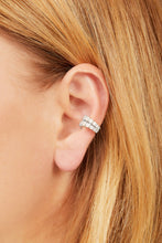 Load image into Gallery viewer, Gala opal sterling silver ear cuff
