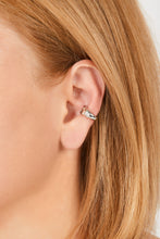 Load image into Gallery viewer, Cosmos sterling silver ear cuff