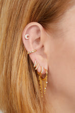 Load image into Gallery viewer, Lila gold vermeil earring