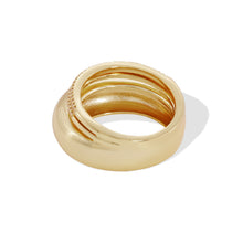 Load image into Gallery viewer, Sabrina gold vermeil ring
