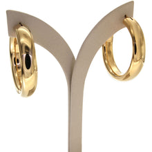 Load image into Gallery viewer, Nanah 4 cm gold vermeil hoops - GALLERIA ARMADORO