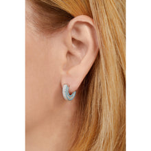 Load image into Gallery viewer, Ada sterling silver turquoise earring